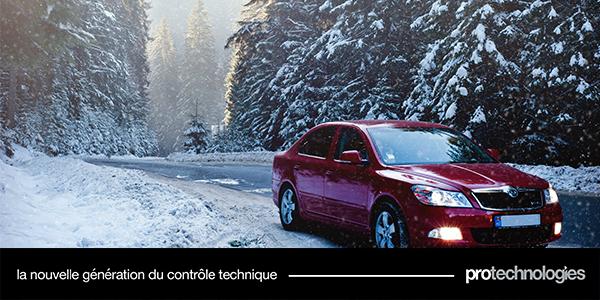 Comment bien préparer sa voiture pour l'hiver ?