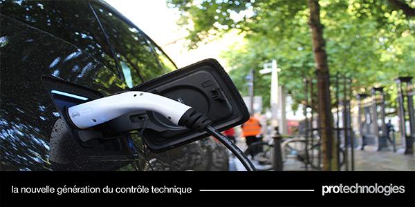 Le contrôle technique des voitures nouvelles générations