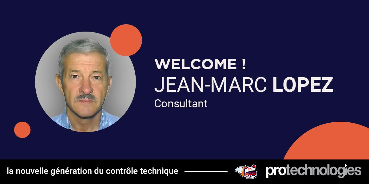 L'équipe ProTechnologies s'agrandit et accueille Jean-Marc Lopez en tant que consultant.